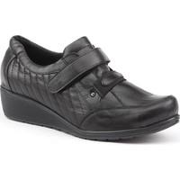 Siber 7502 Deri Günlük Ortopedik Bayan Ayakkabı