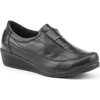 Siber 7504 Deri Günlük Ortopedik Bayan Ayakkabı