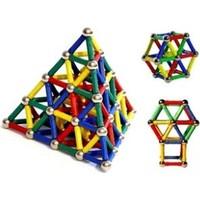 Hediye Paketim Manyetik Lego Seti Magnastix