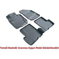 3D Paspas Volkswagen Jetta 2005-2011 Arası Siyah Havuzlu Paspas