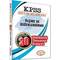 Yediiklim Yayınları Kpss 2017 Eğitim Bilimleri Ölçme Ve Değerlendirme Çözümlü Deneme Sınavı