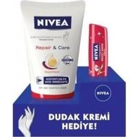 Nivea Repair&Care El Kremi+Lip Cerry