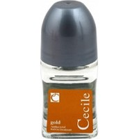 Cecile Roll-On (Rolon) Gold 50Ml