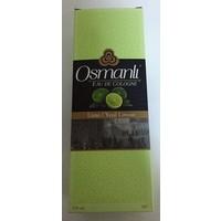 Osmanlı Kolonya Yeşil Limon Cam 250Ml
