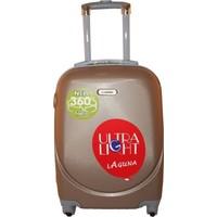 Laguna 2022-0 Pvc Vizon Orta Boy Valiz Bavul