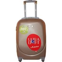 Laguna 2022-0 Pvc Vizon Kabin Boy Valiz Bavul