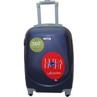 Laguna 2022-0 Pvc Lacivert Kabin Boy Valiz Bavul