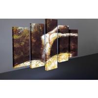 Dekorland Dekoratif 5 Parçalı Kanvas Tablo