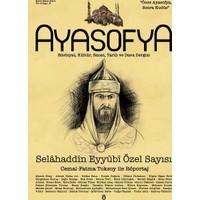 Ayasofya Dergisi Sayı 8 (Selahaddin Eyyubi Özel Sayısı)