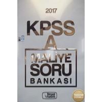 Beyaz Kalem Yayıncılık Kpss 2017 A Grubu Maliye Soru Bankası