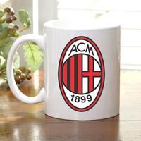 Adell Foto AC Milan Taraftar Beyaz Kupa Bardak