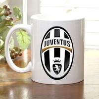 Adell Foto Juventus Taraftar Beyaz Kupa Bardak