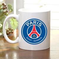 Adell Foto Paris Saint Germain Taraftar Beyaz Kupa Bardak