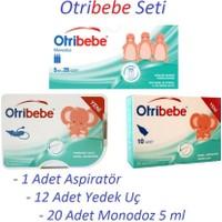 Otribebe Aspiratör + Yedek Uç + Monodoz