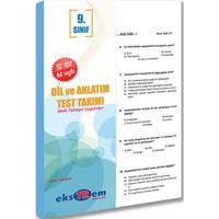 Ekstrem Yayınları 9.Sınıf Dil Ve Anlatım Çek Kopar Yaprak Test