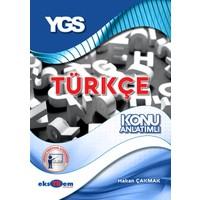 Ekstrem Yayınları Ygs Türkçe Konu Anlatımlı