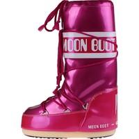 Moon Boot 14021400-007 Vinile Met Fuchsia Kadın Bot Fuşya