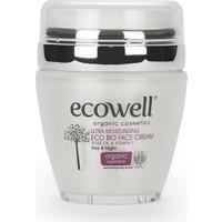 Ecowell Diamond Collection - Ultra Nemlendirici Eco Bio Yüz Bakım Kremi 50 ml.