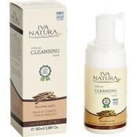 Iva Natura Organik Sertifikalı Makyaj Temizleme Köpüğü 100 ml.
