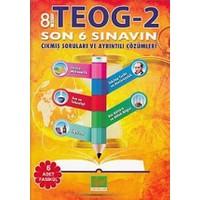 Özgül Yayınları 8. Sınıf Teog 2 Son 6 Sınavın Çıkmış Soruları Ve Ayrıntılı Çözümleri (6 Fasikül)