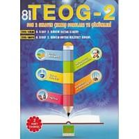 Özgül Yayınları 8. Sınıf Teog 2 Son 2 Sınavın Çıkmış Soruları Ve Çözümleri (2 Fasikül)