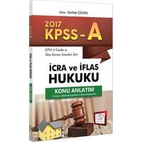 657 Yayınevi Kpss A Grubu İcra Ve İflas Hukuku Konu Anlatım 2017