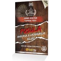 Kitapcim.Biz Yayınları 2017 Kpss Pusula Anayasa Vatandaşlık Bilgisi Çek Kopar Yaprak Test (Güncel Bilgiler İlaveli)