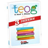Metin Yayınları 8. Sınıf Teog 1 3 Deneme Sınavı