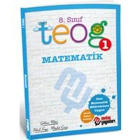 Metin Yayınları 8. Sınıf Teog 1 Matematik Konu Anlatımlı