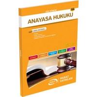 Murat Yayınları 2. Sınıf 3. Yarıyıl Anayasa Hukuku (Kod 5096)