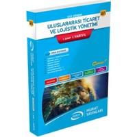 Murat Yayınları 1. Sınıf 1. Yarıyıl Uluslararası Ticaret Ve Lojistik Yönetimi (Kod 5811)