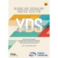 Murat Yayınları Reading And Vocabulary Practice Tests For Yds