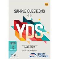Murat Yayınları Sample Questions For Yds