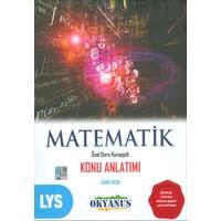 Okyanus Yayınları Lys Matematik Özel Ders Konseptli Konu Anlatımı