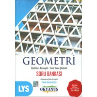 Okyanus Yayınları Lys Geometri Özel Ders Konseptli Soru Bankası
