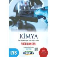 Okyanus Yayınları Lys Kimya Özel Ders Konseptli Soru Bankası