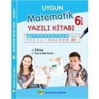 Sadık Uygun Yayınları 6.Sınıf Matematik Yazılı Kitabı