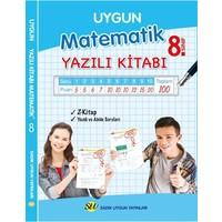 Sadık Uygun Yayınları 8.Sınıf Matematik Yazılı Kitabı