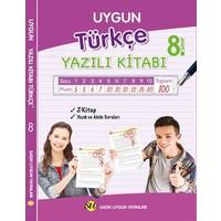 Sadık Uygun Yayınları 8.Sınıf Türkçe Yazılı Kitabı