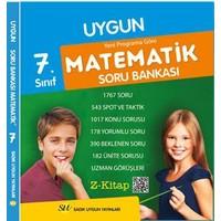 Sadık Uygun Yayınları 7.Sınıf Matematik Soru Bankası