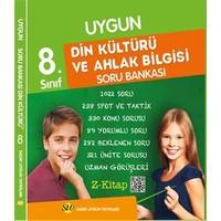 Sadık Uygun Yayınları 8.Sınıf Din Kültürü Ve Ahlak Bilgisi Taktikli Soru Bankası
