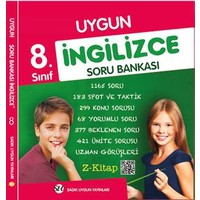 Sadık Uygun Yayınları 8.Sınıf İngilizce Soru Bankası