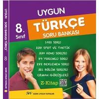 Sadık Uygun Yayınları Türkçe Soru Bankası 8. Sınıf
