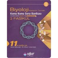 Uğur Yayınları 11. Sınıf Biyoloji Konu Konu Soru Bankası