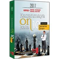 Yargı Yayınevi 2017 Kpss Genel Yetenek Genel Kültür Kazanmaya On Kala Çözümlü 10 Deneme Sınavı