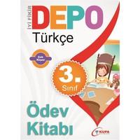 Kupa Yayınları Depo 3 Sınıf Türkçe Ödev Kitabı