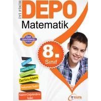 Kupa Yayınları Depo 8.Sınıf Matematik Soru Bankası