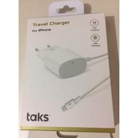 Taks Seyahat Şarj Cihazı İphone