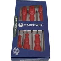Maxpower 7 Parçalı Karışık Tornavida Seti