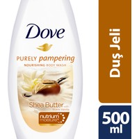 Dove Duş Jeli Shea Butter 500 Ml
